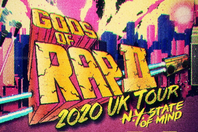 Gods Of Rap Ii tickets (Copyright © Ticketmaster)