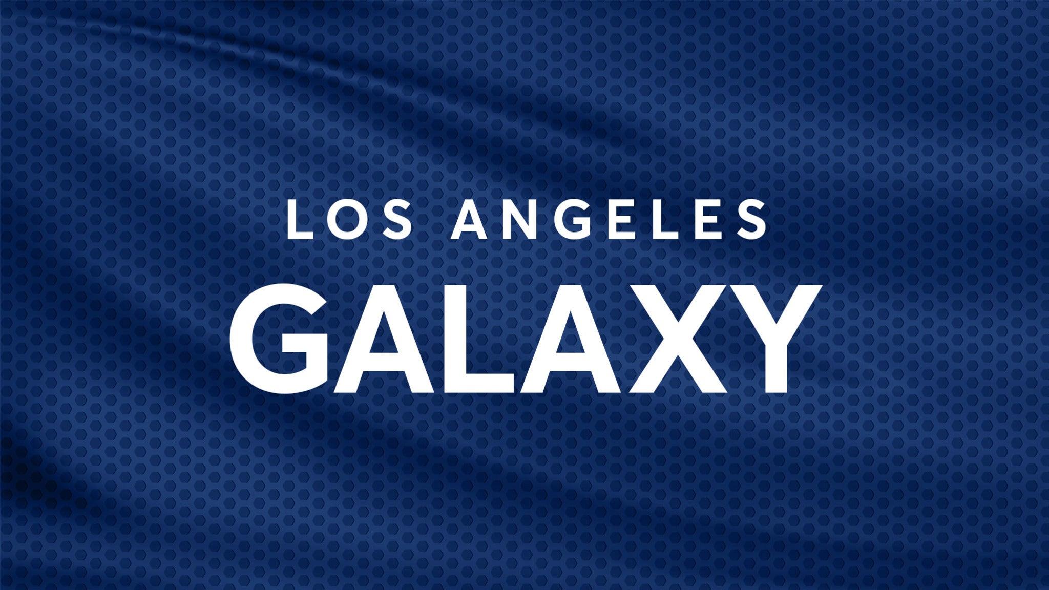 Los Angeles Galaxy vs. Real Salt Lake