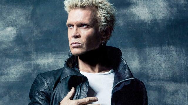 Billy Idol: Las Vegas 2020 presented by SiriusXM