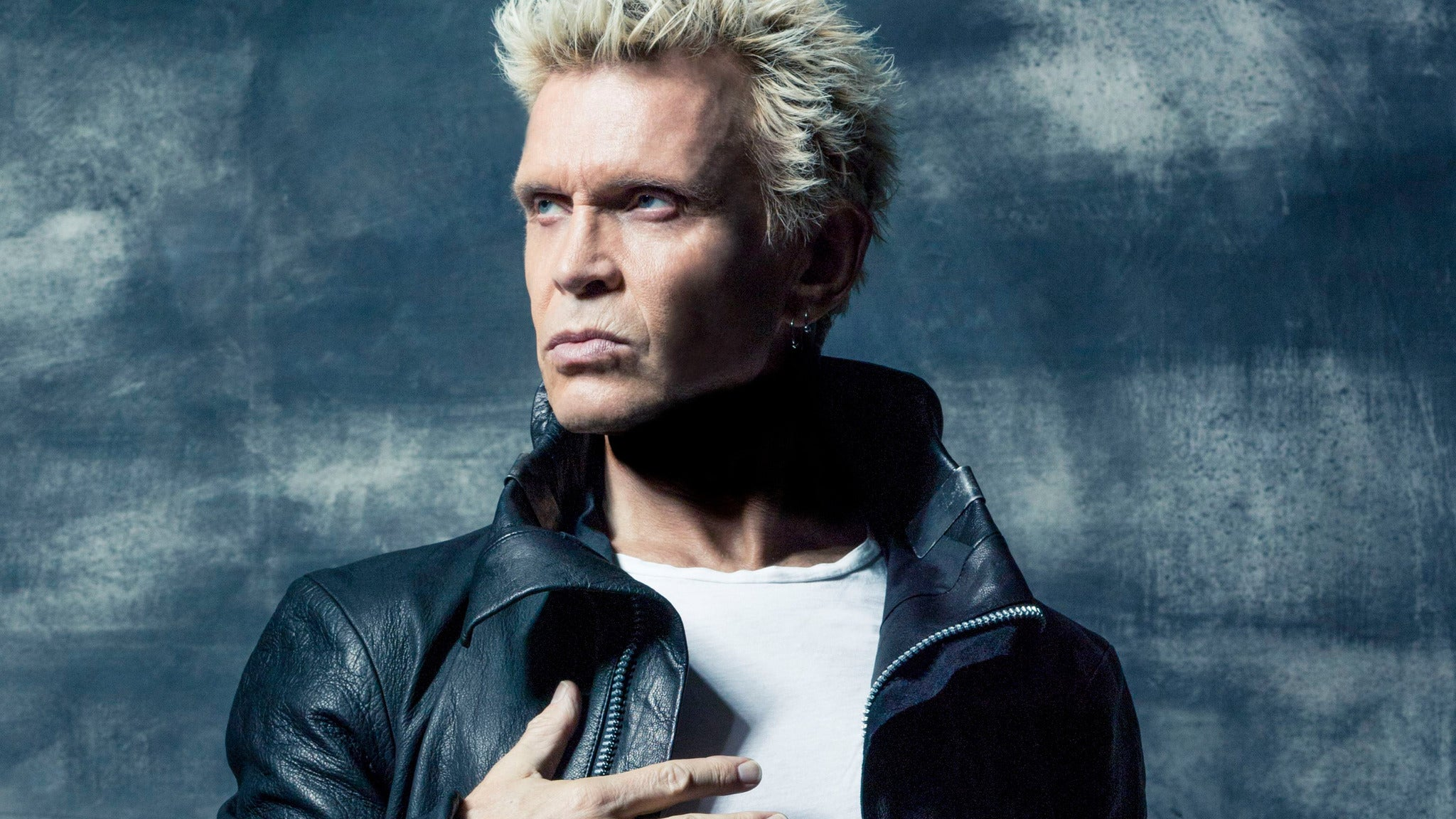 Buffet Meal Offer: Billy Idol
