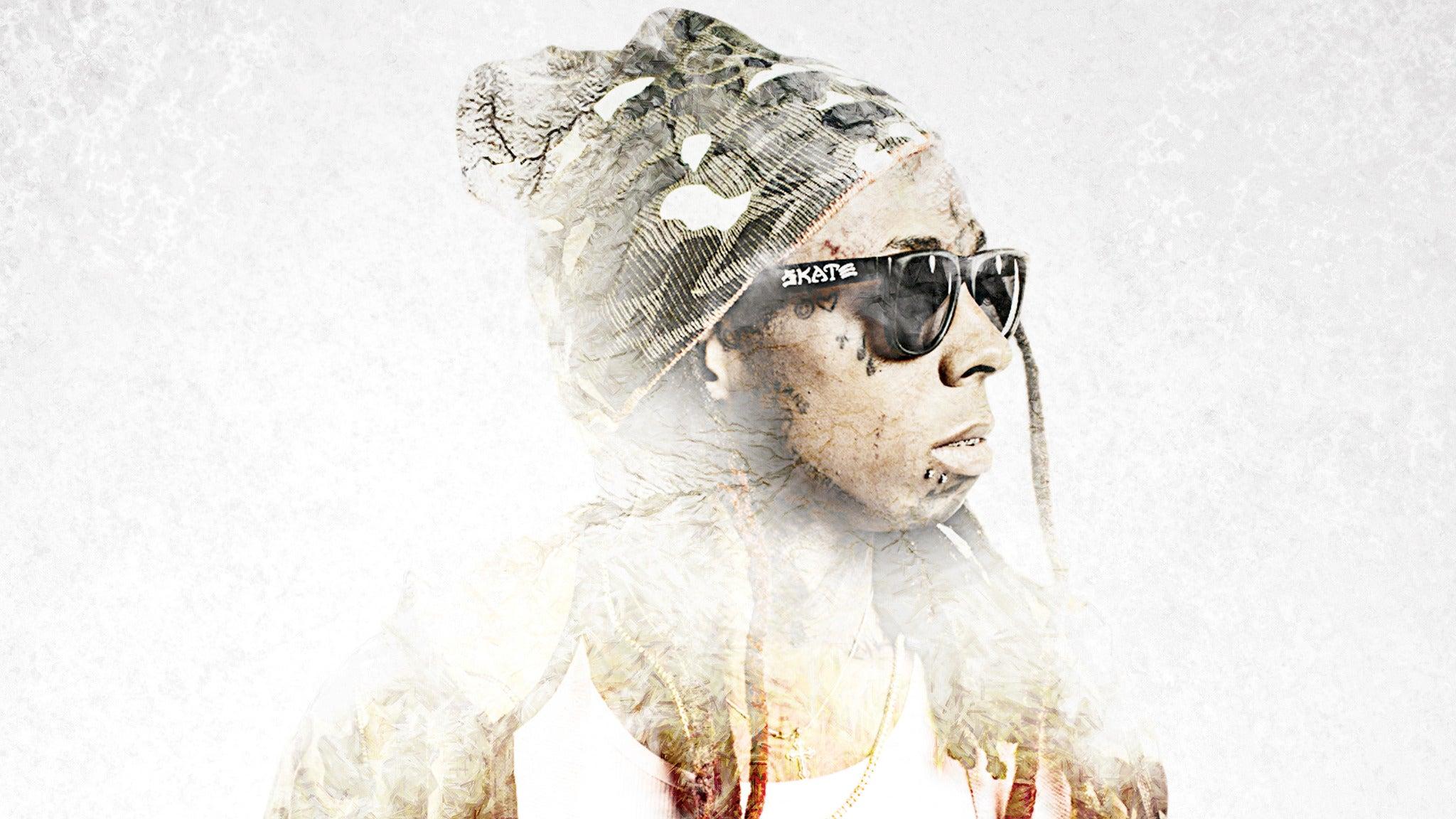 Lil Wayne at WVU Coliseum at WVU Coliseum