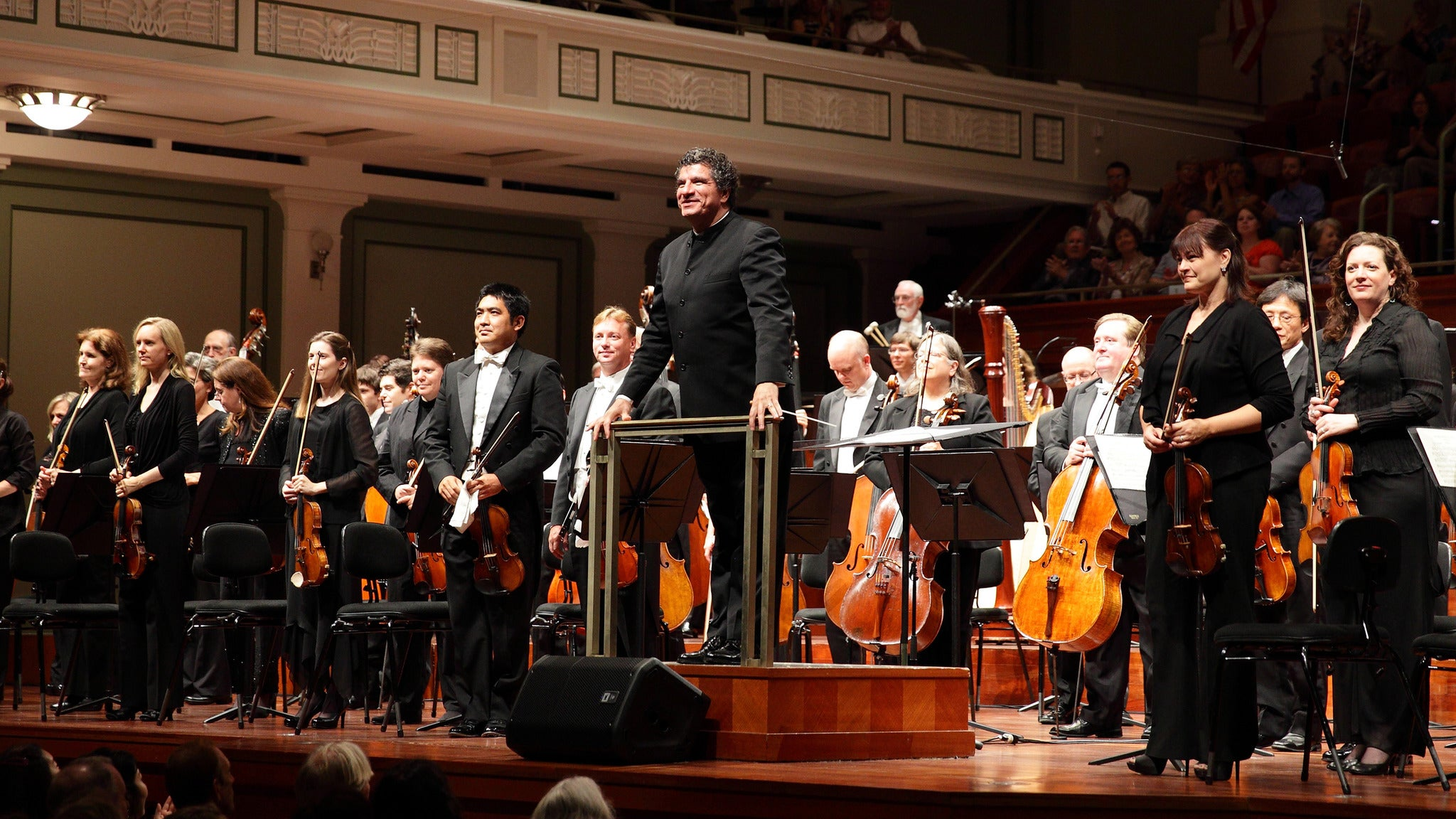 Mozart & Rachmaninoff at Schermerhorn Symphony Center