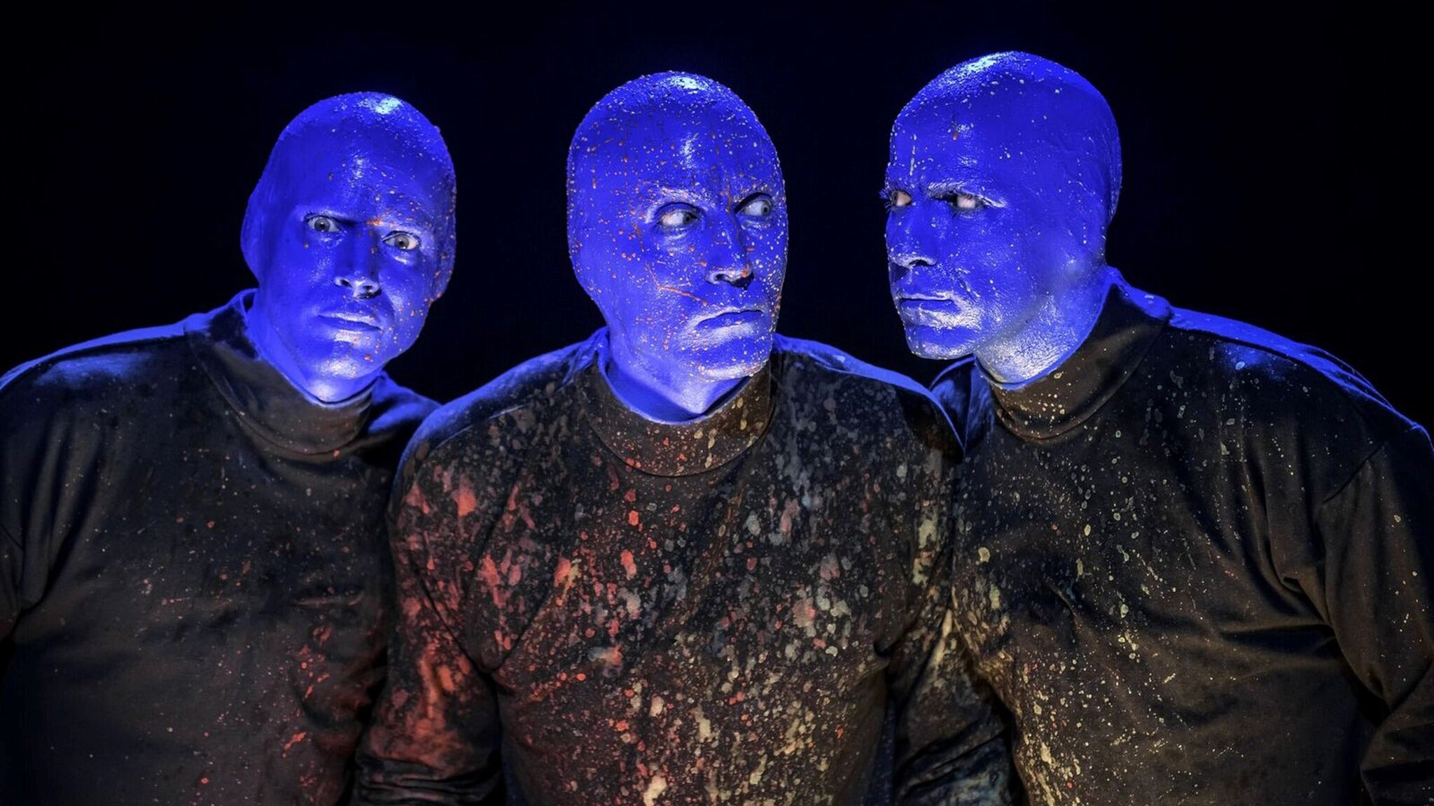 Blue Man Group Speechless (Touring) at Tivoli Theatre