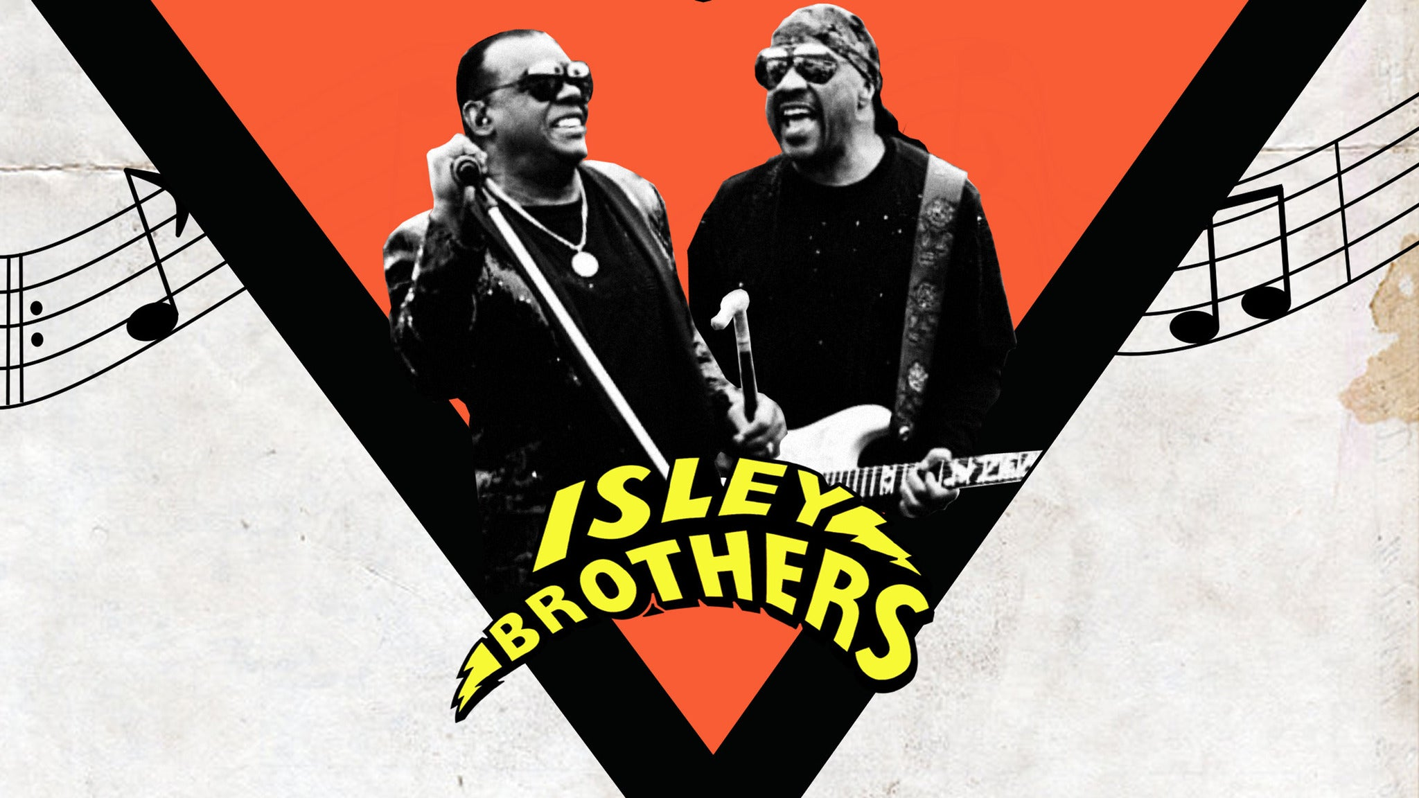 Isley Brothers and WAR