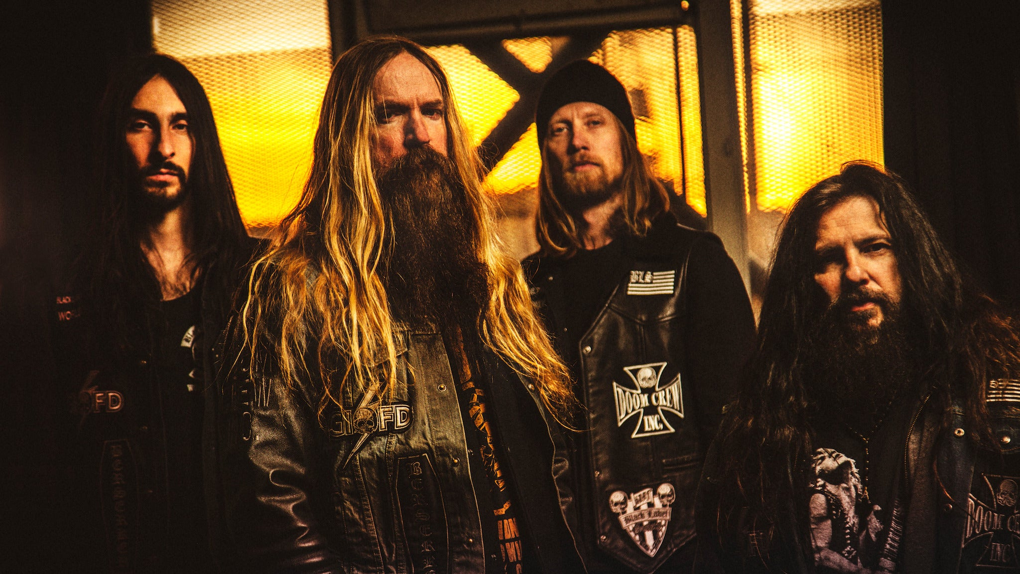 Black Label Society at Wilma Theatre-MT