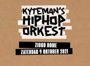 Kyteman's Hiphop Orkest, 2021-10-09, Amsterdam