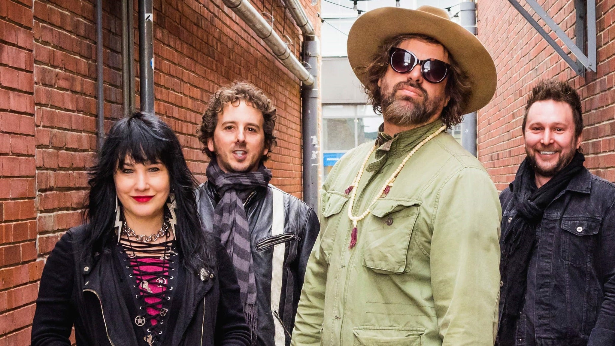 Rusted Root at Deluxe at Old National Centre