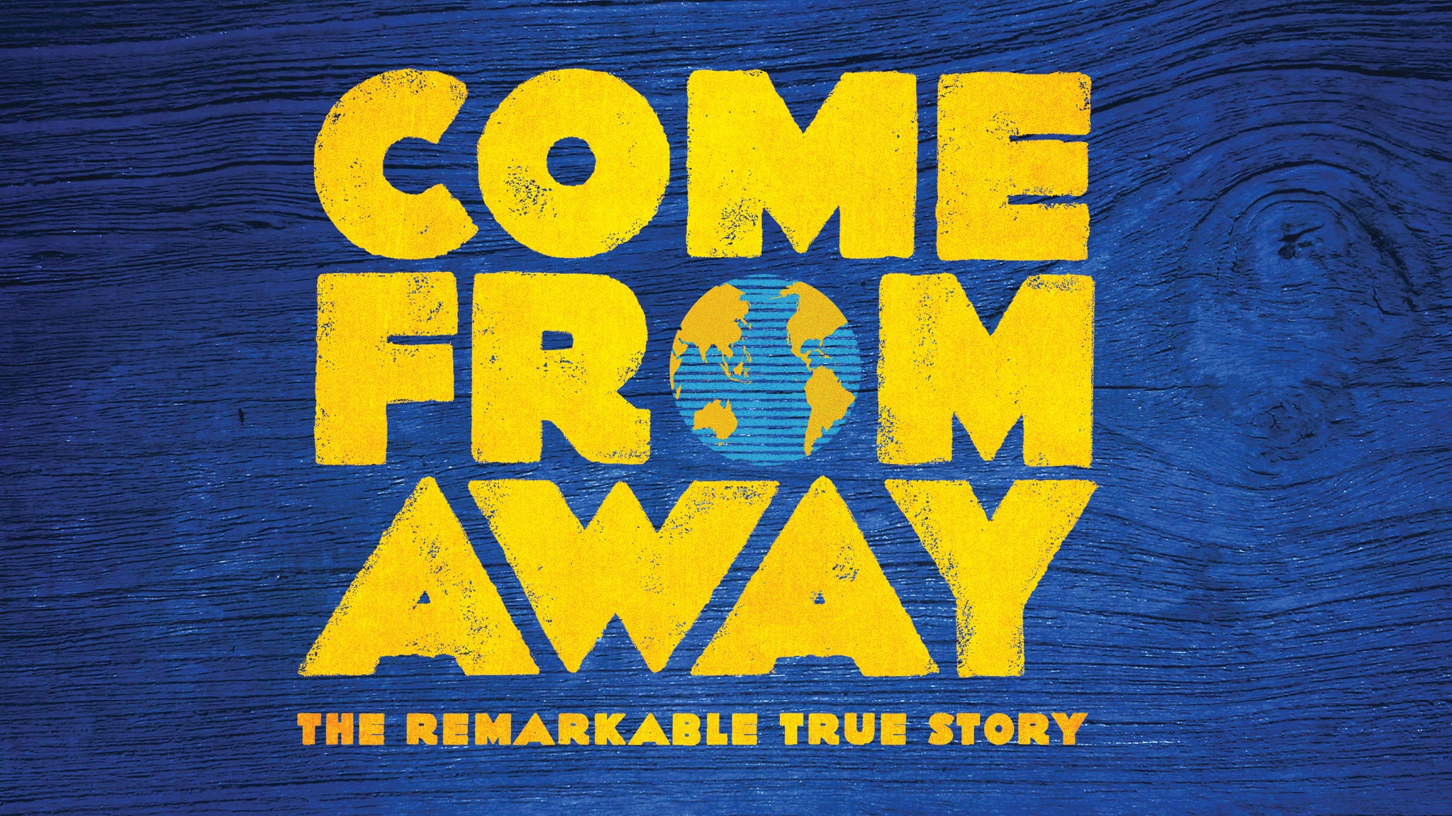 Come From Away tickets (Copyright © Ticketmaster)