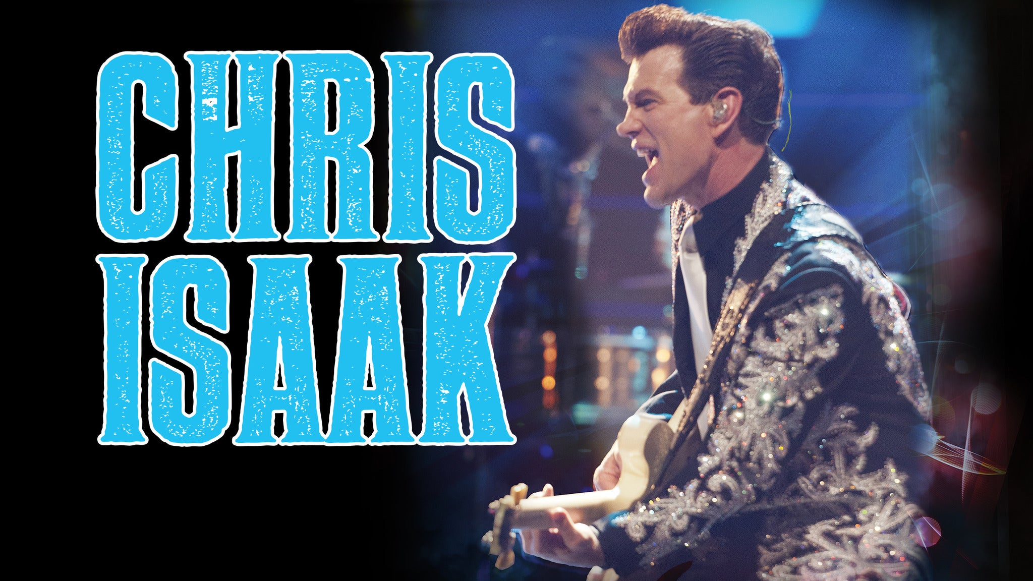Chris Isaak: Holiday Tour 2017 at Uptown Theatre Napa