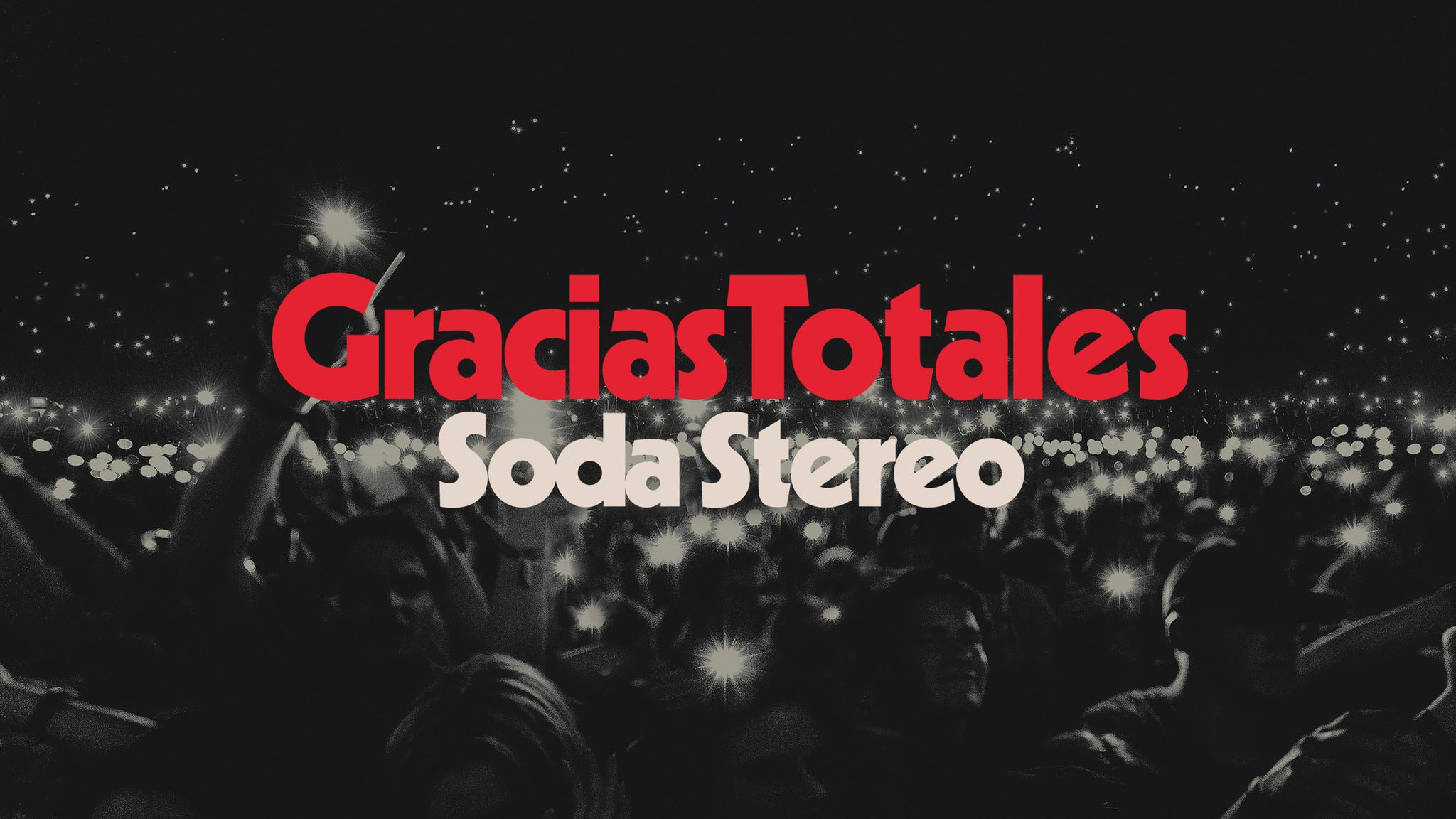 Soda Stereo - Gracias Totales at The Forum