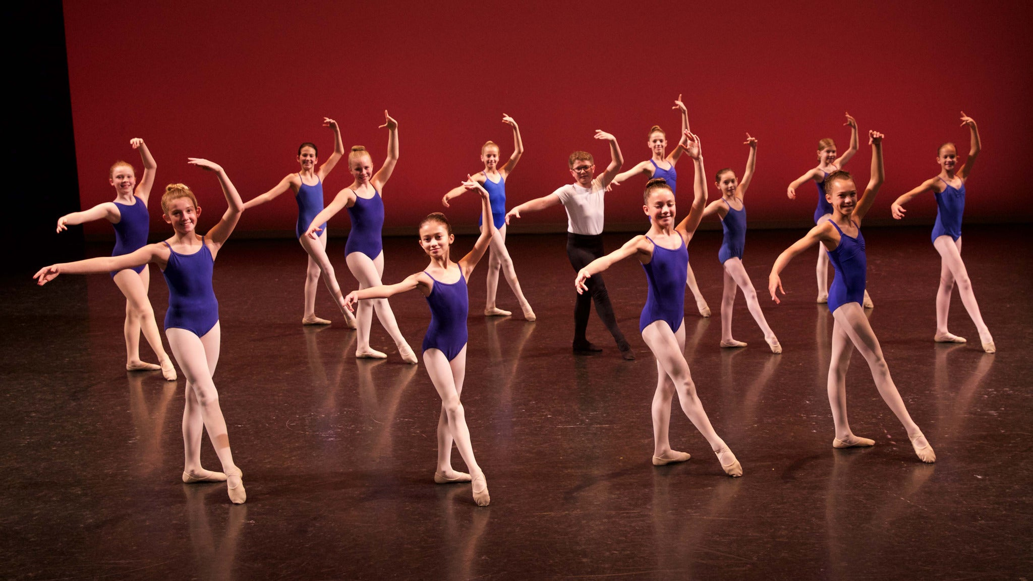 Grand Rapids Ballet School: End of the Year Program