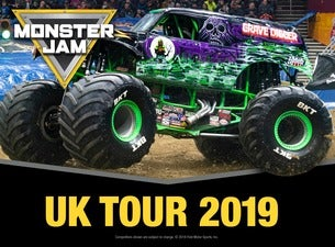 Monster Jam 2019: Manchester UK Manchester Arena Seating Plan