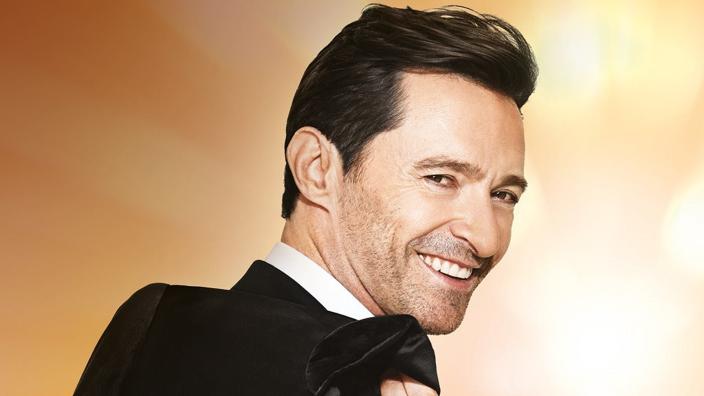 Hugh Jackman: the Man. the Music. the Show. Seating Plan Hydro