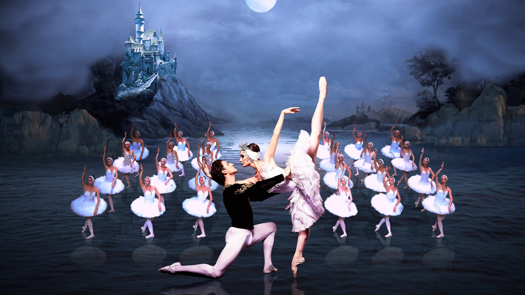 Alabama Ballet Presents Swan Lake at BJCC Concert Hall - Birmingham, AL 35203
