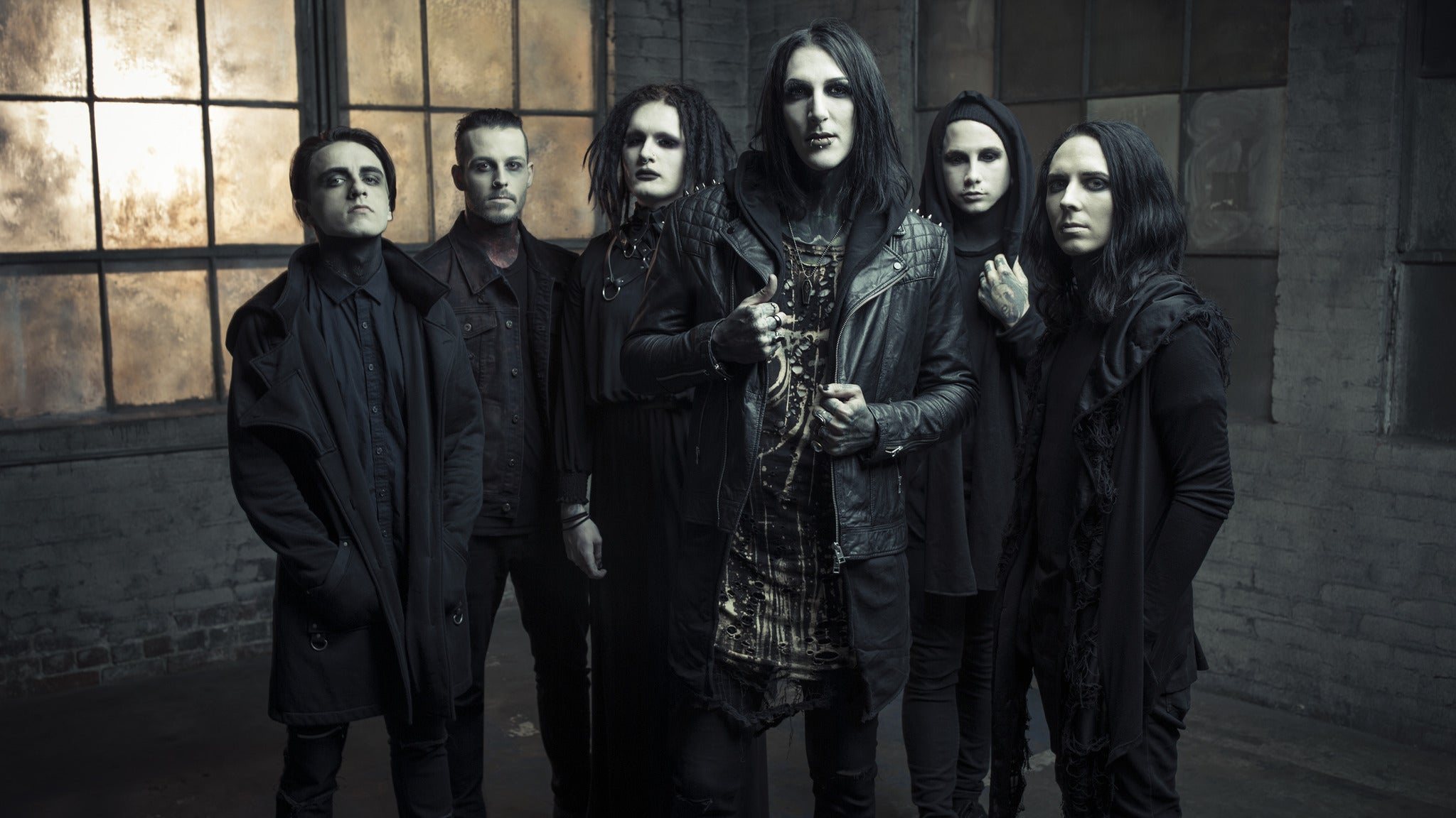 Motionless In White at Center Stage Theater