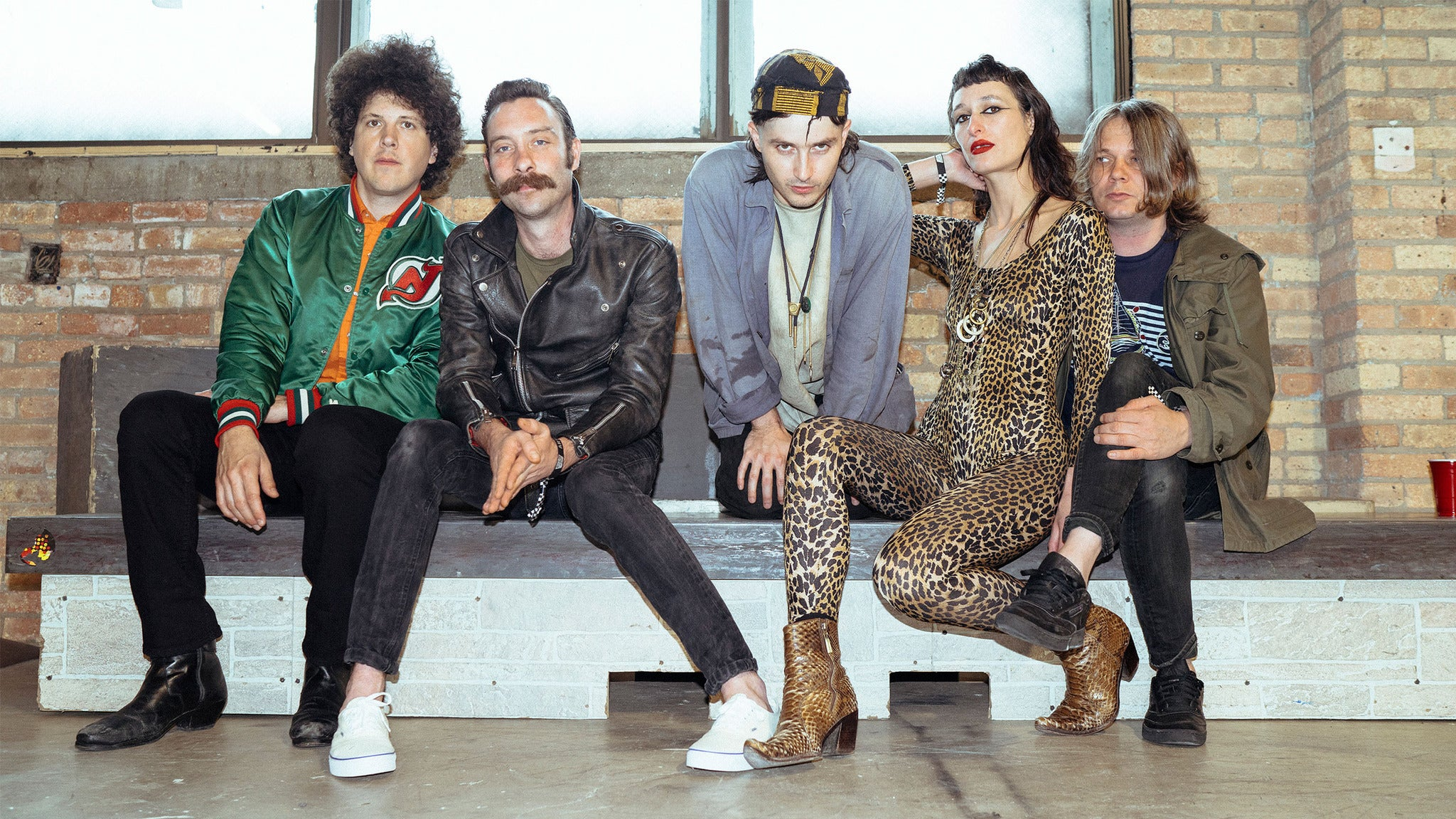 (((folkYEAH!))) presents: Black Lips w/ special guest Kate Clover