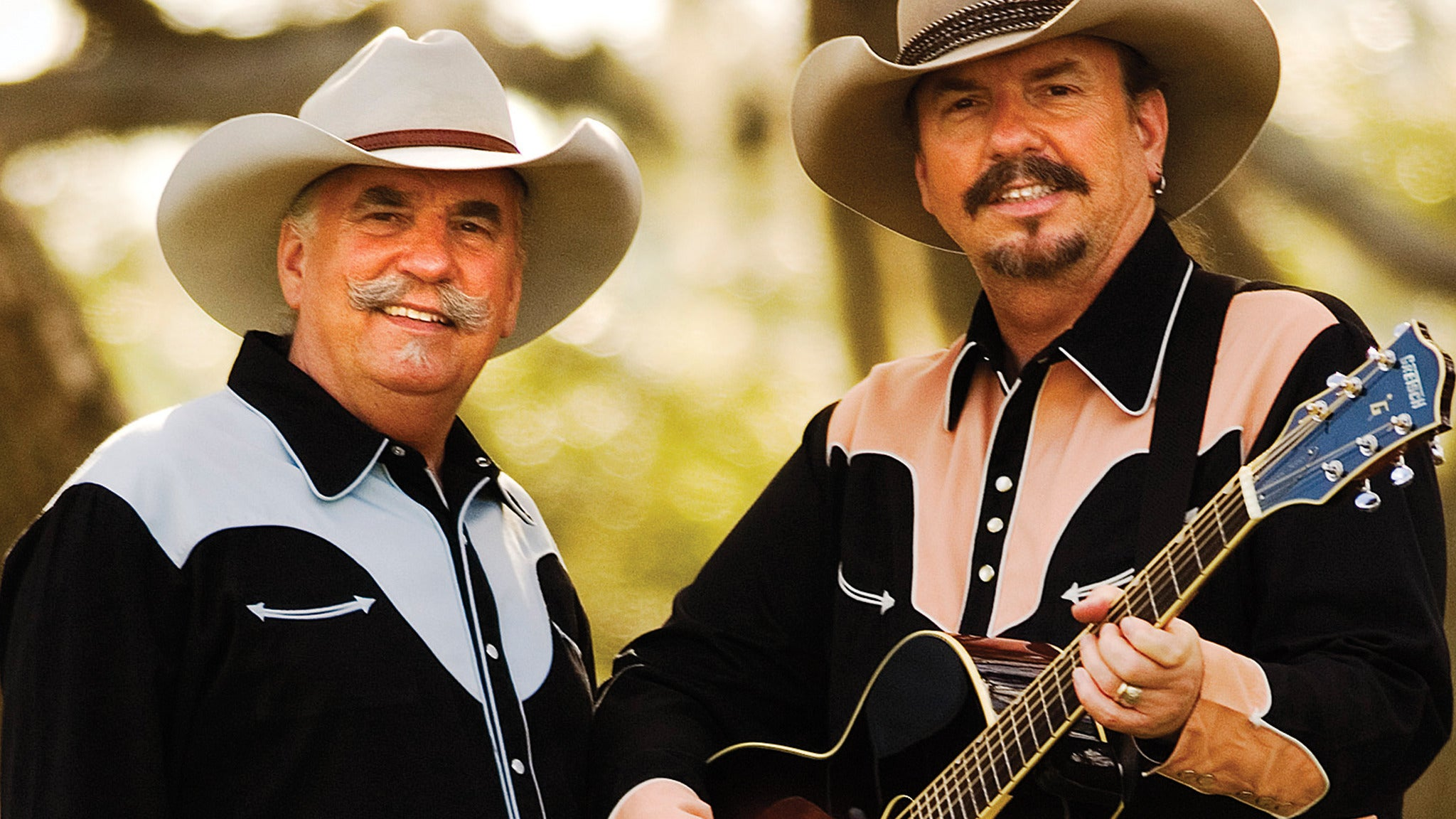 Bellamy Brothers at Crossroads Arena