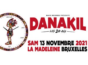 Danakil, 2021-11-13, Брюссель