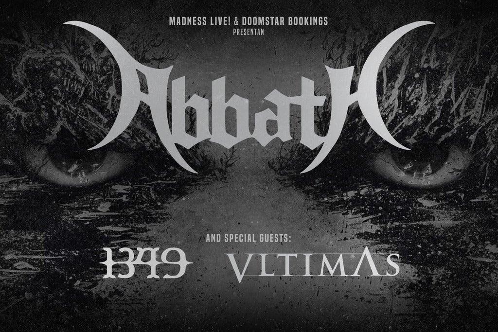 Abbath + 1349 + Vltimas