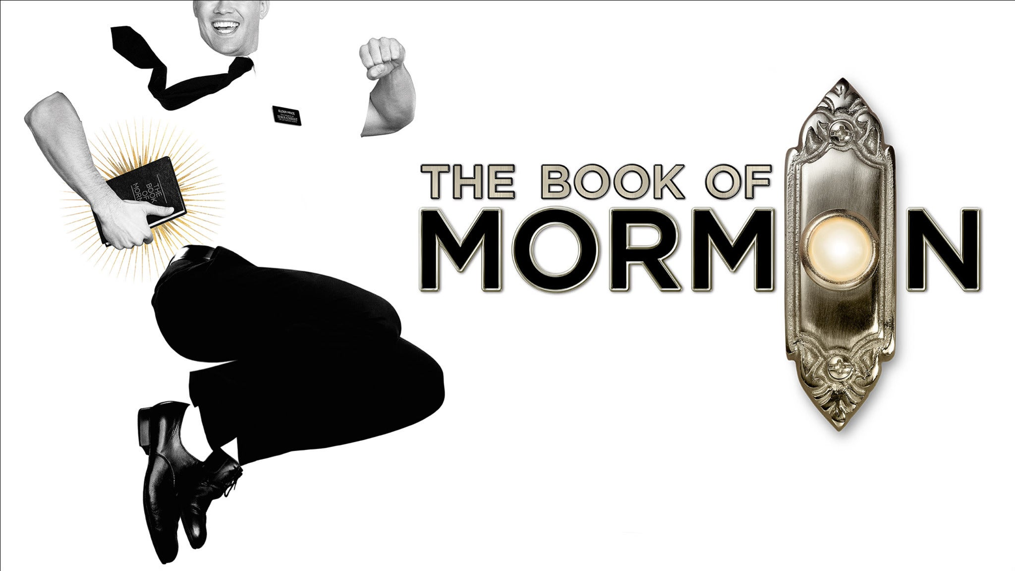 The Book of Mormon (Touring) Event Title Pic
