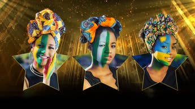 Gala Miss Afrique Canada