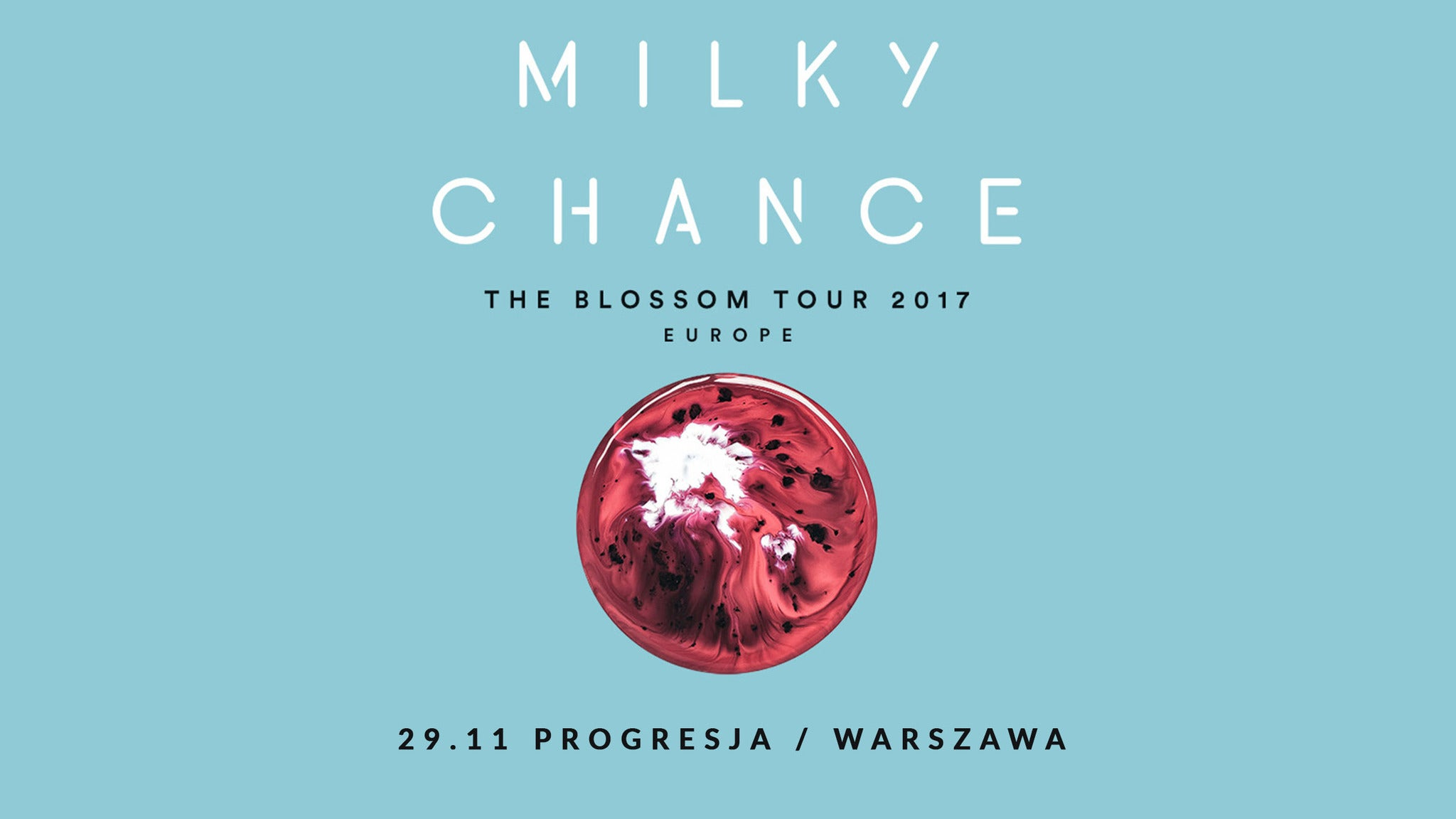 MILKY CHANCE: BLOSSOM TOUR at State Theatre
