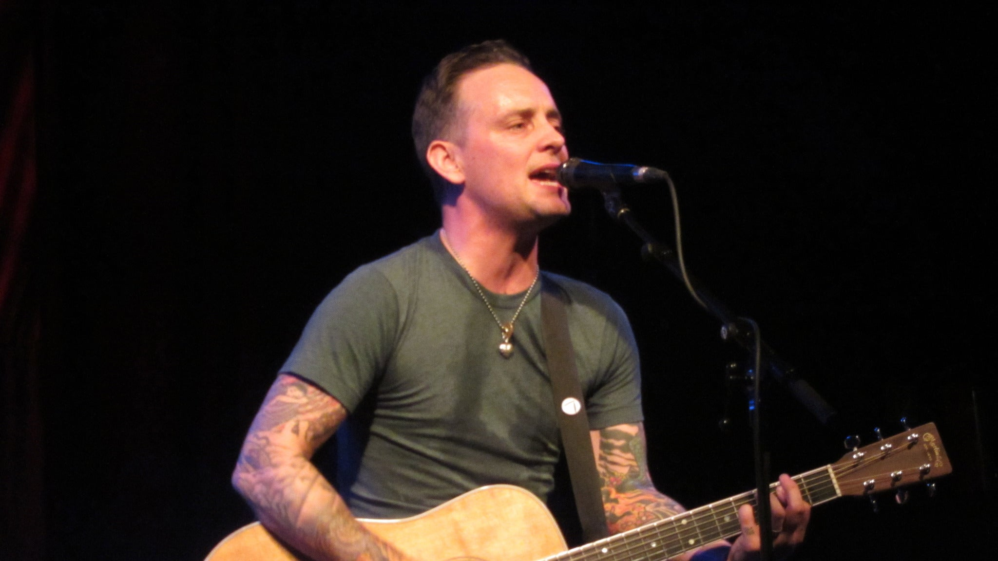 Dave Hause at The Queen