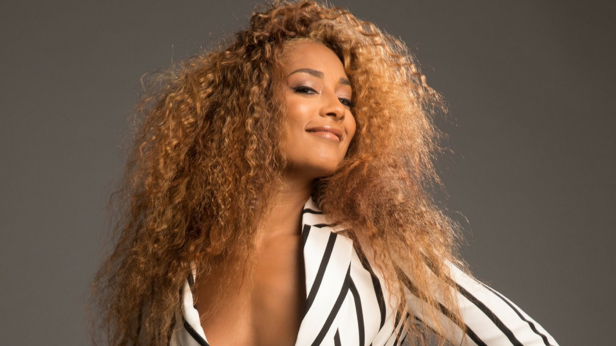 Amanda Seales at Cobb's Comedy Club