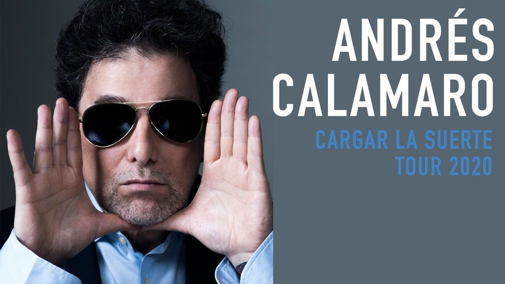 Hotels near Andres Calamaro Events
