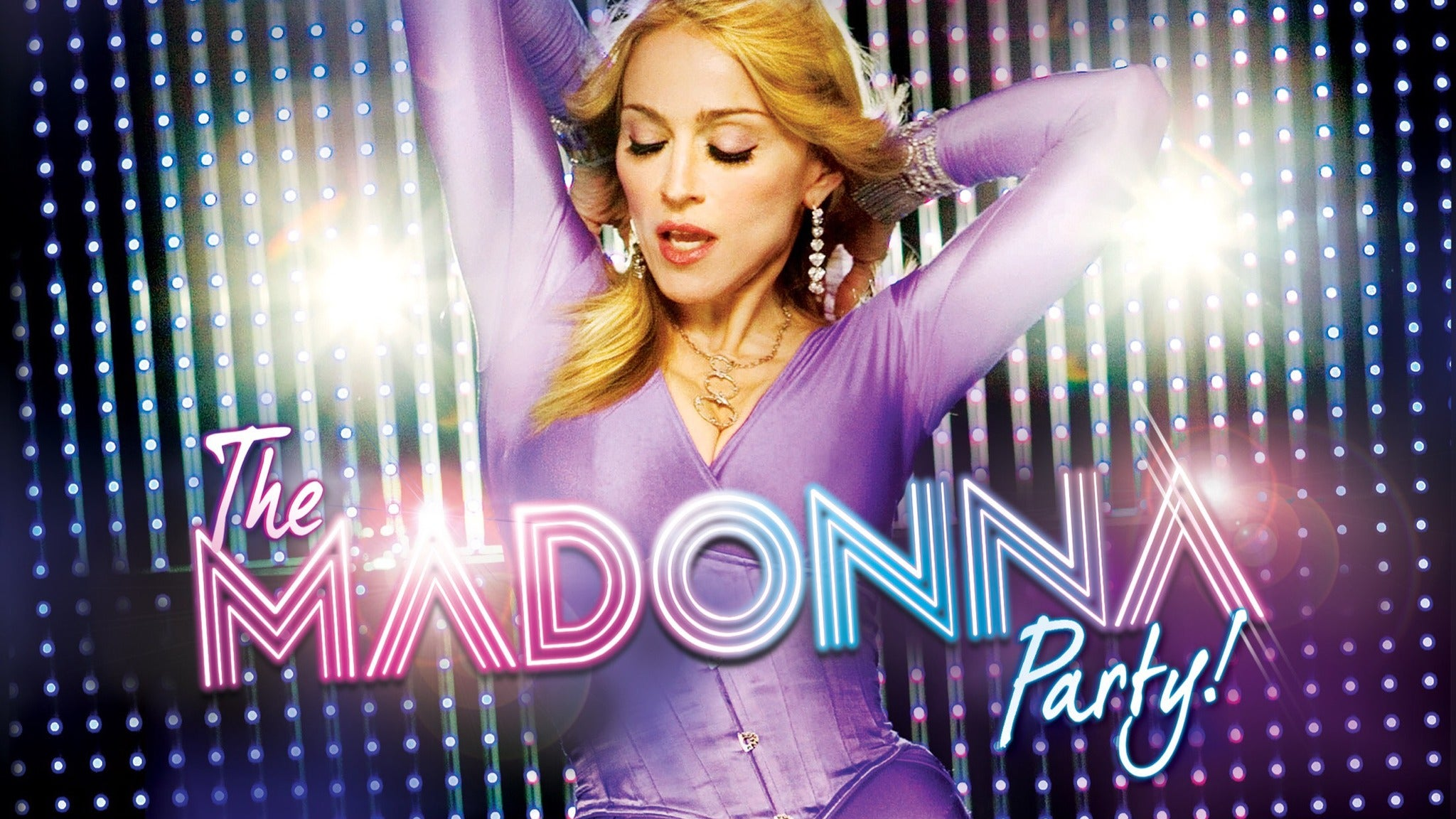 The Videodrome Discotheque MADONNA Party