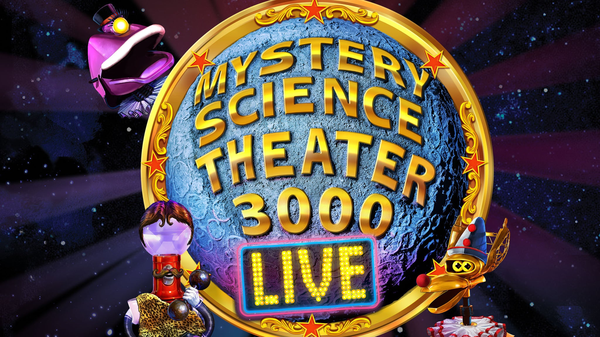 Mystery Science Theater 3000 at Cheyenne Civic Center