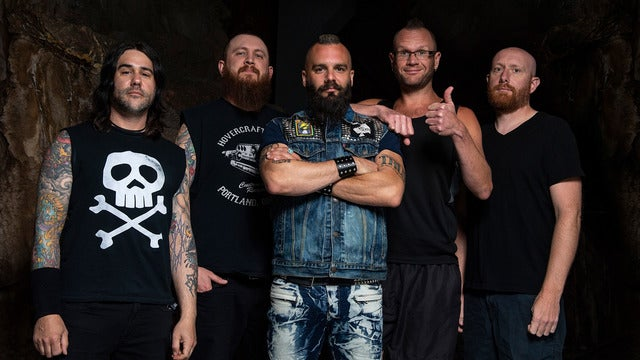 Killswitch Engage w/ August Burns Red
