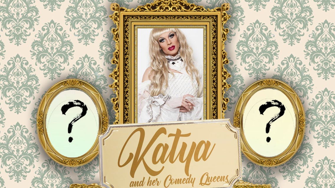 Katya & The Comedy Queens Seating Plans