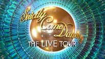 Strictly Come Dancing - the Live Tour Hydro Seating Plan