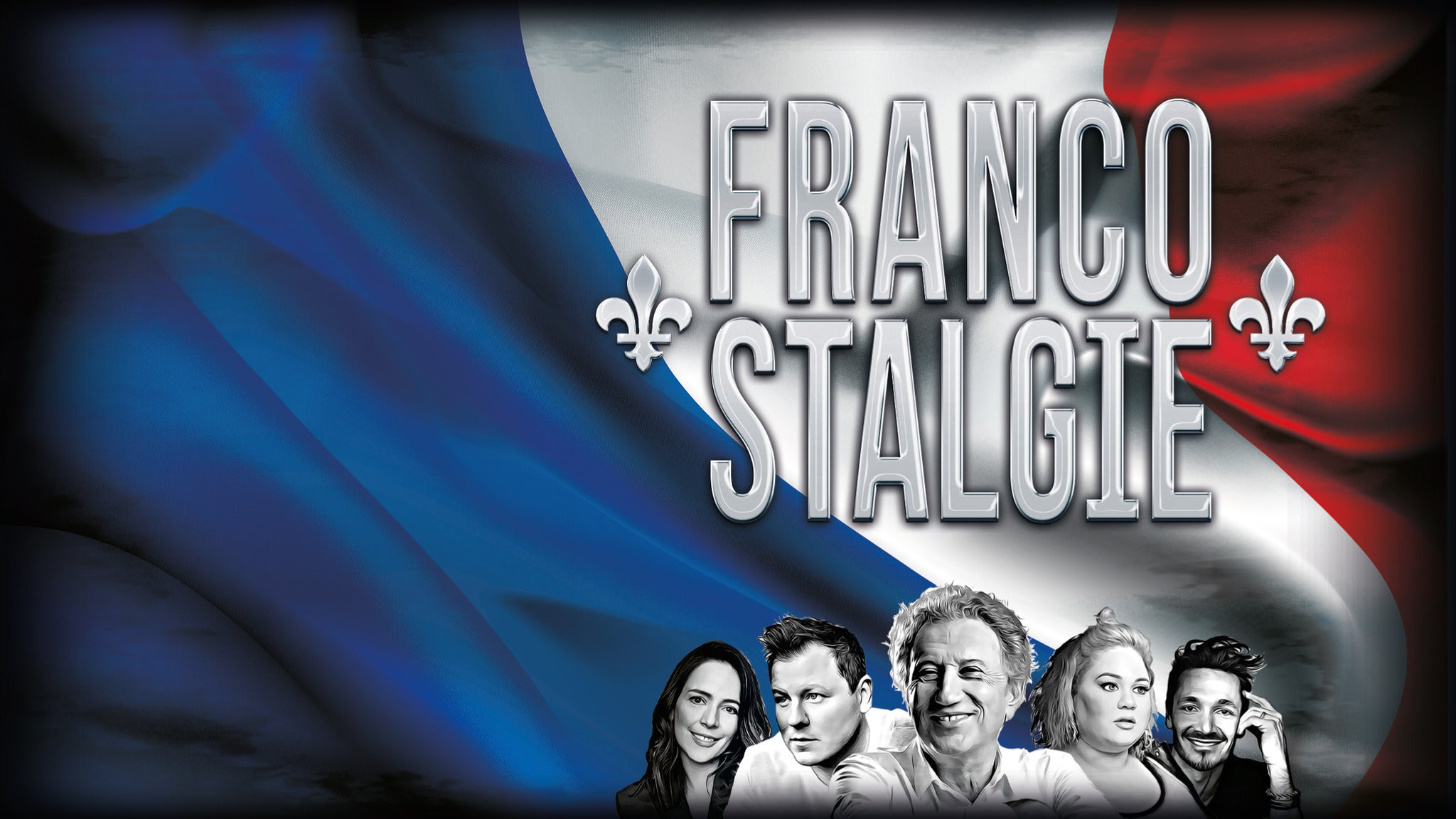 Francostalgie - La Grande Revue Musicale tickets (Copyright © Ticketmaster)