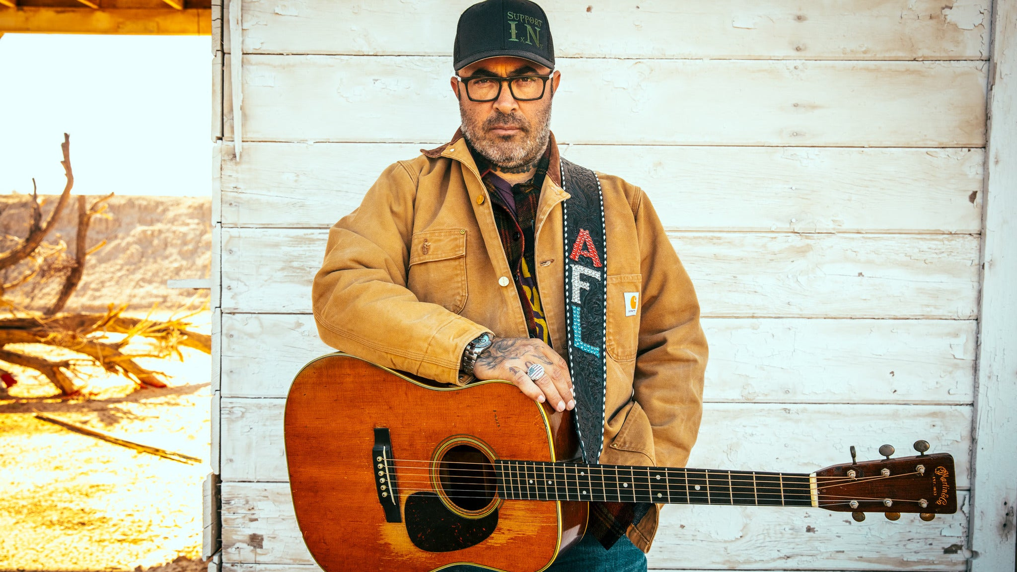 Aaron Lewis - State I'm In Tour, Acoustic Songs & Stories