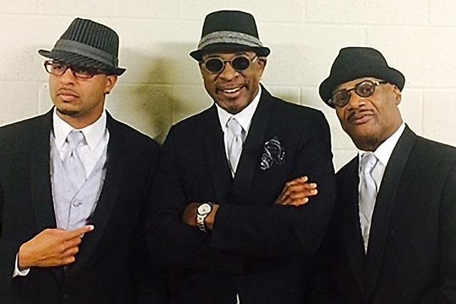 The Dazz Band, Original Lakeside, and Gilbert Esquivel