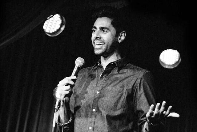 Hasan Minhaj at City Theatre