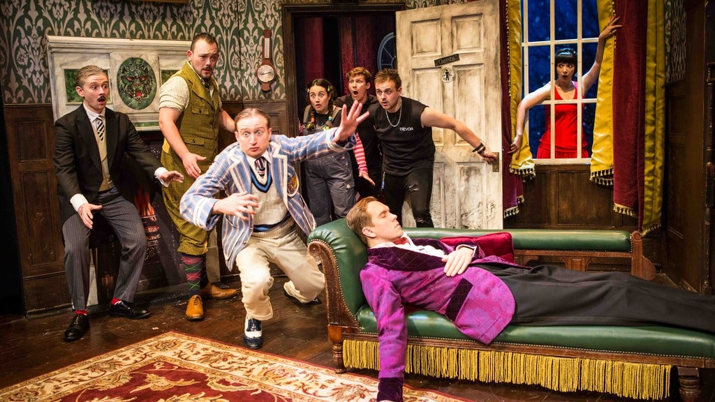Hotels near The Play That Goes Wrong (Touring) Events