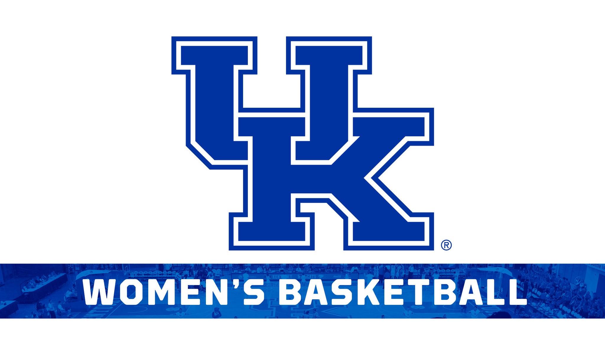 Kentucky Wildcats Womens Basketball vs. LSU Women's Basketball