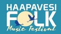 PERUTTU Haapavesi Folk Music Festival 2020 VIIKONLOPPULIPPU