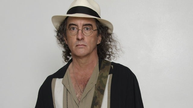 James McMurtry Solo with special guest Bonnie Whitmore