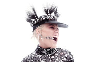 Parking ticket P!NK