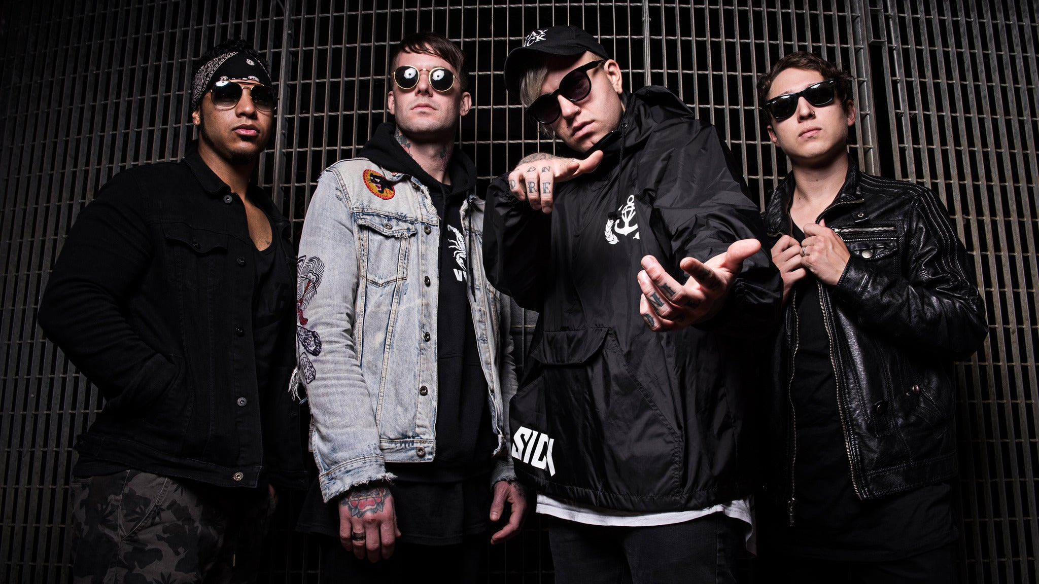 Attila & Suicide Silence at Pops