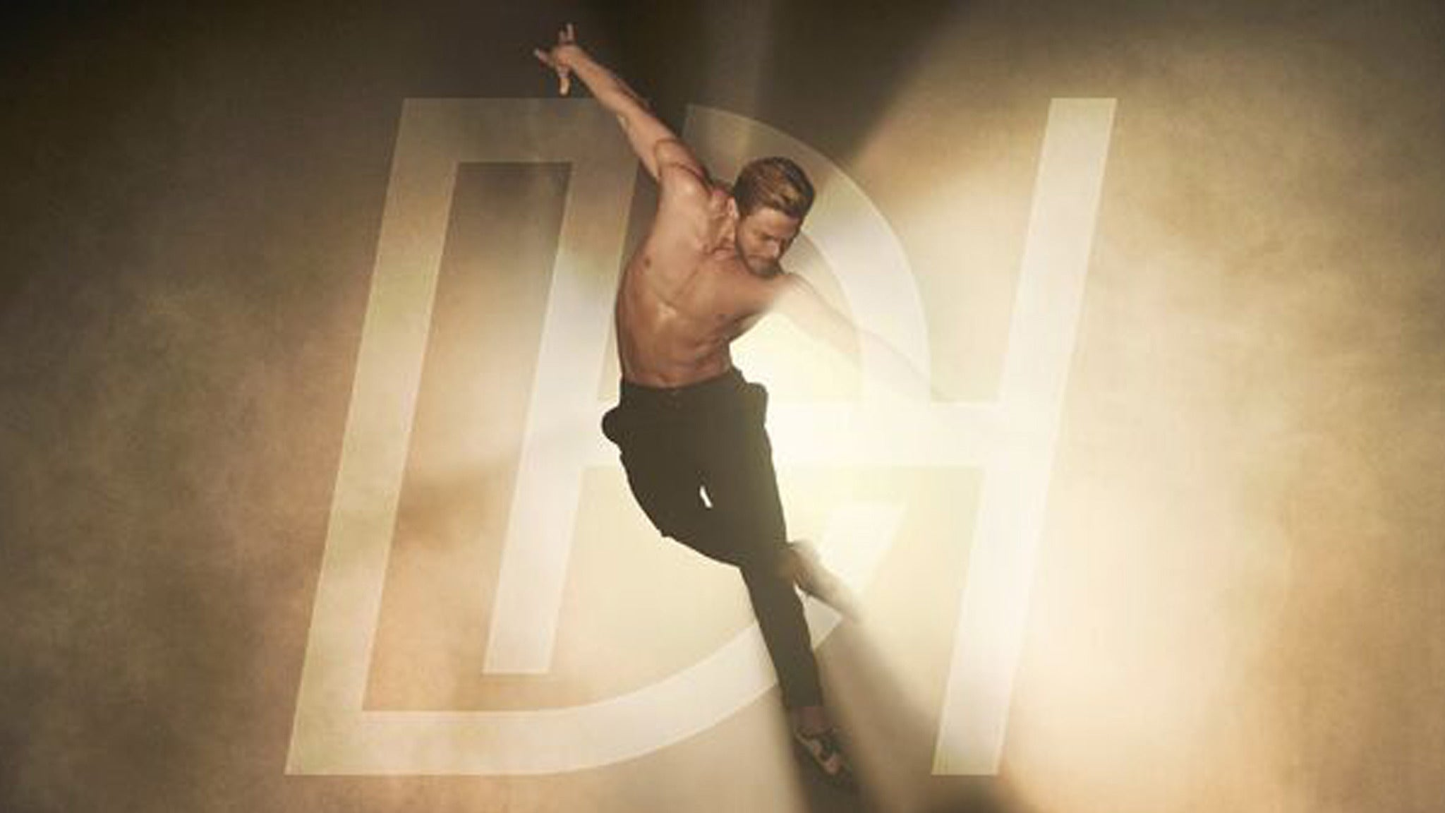 DEREK HOUGH: LIVE! THE TOUR at Community Theatre-NJ