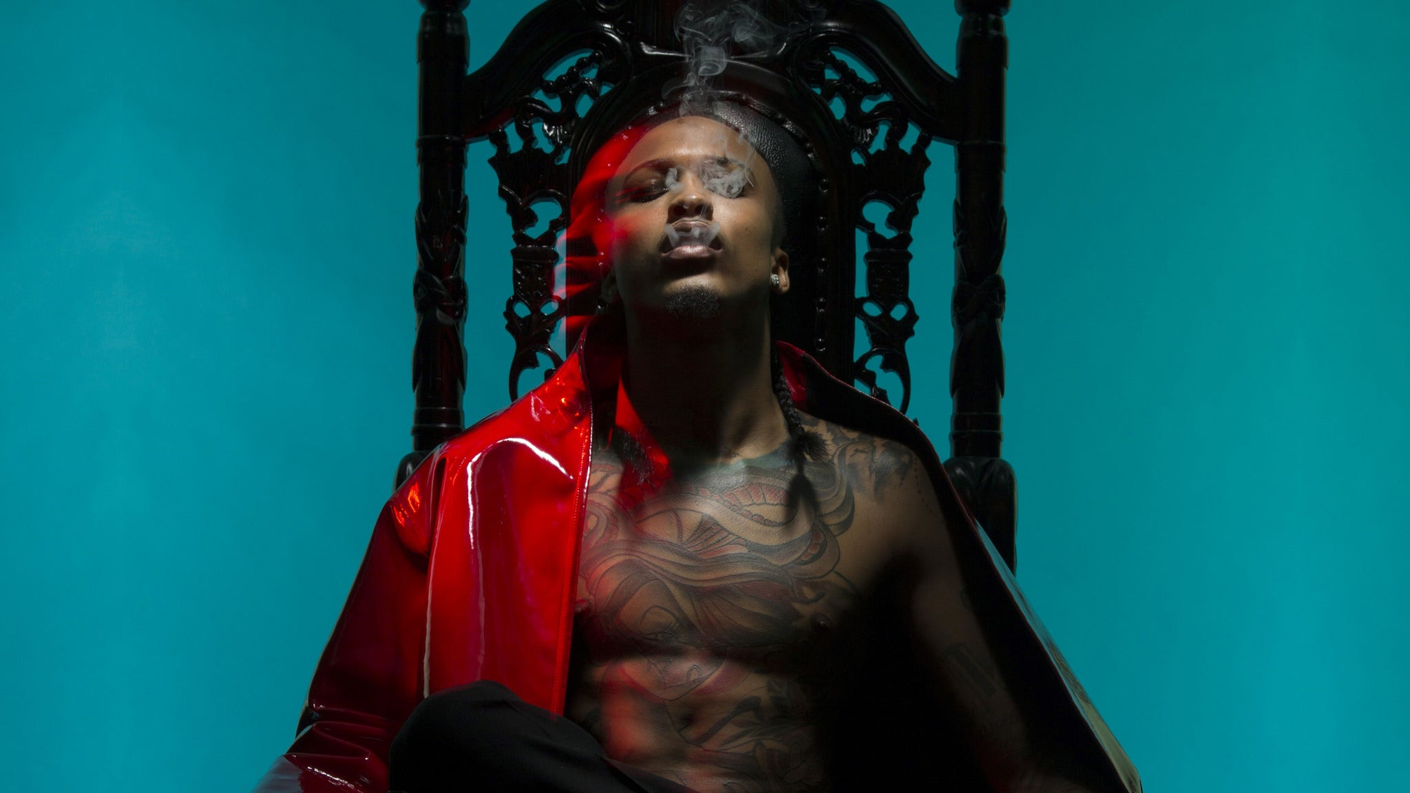 The Circuit Presents August Alsina – Don't Matter Tour