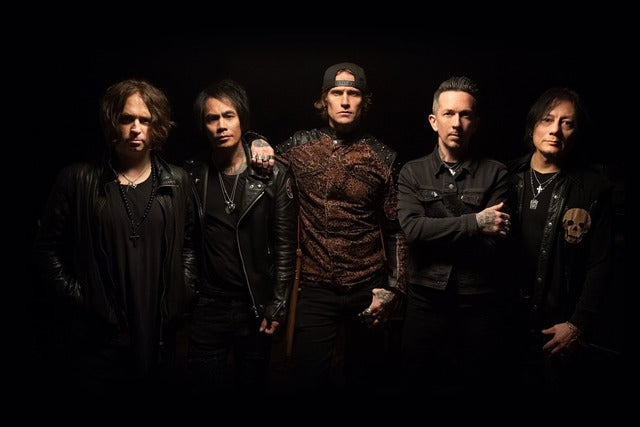 Buckcherry & Hinder