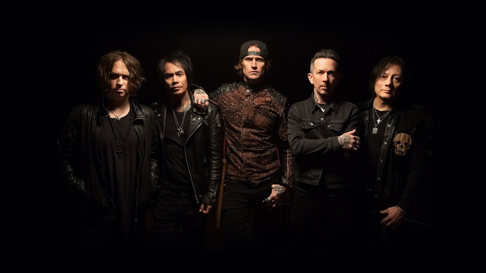 Buckcherry at Oxnard Performing Arts Center
