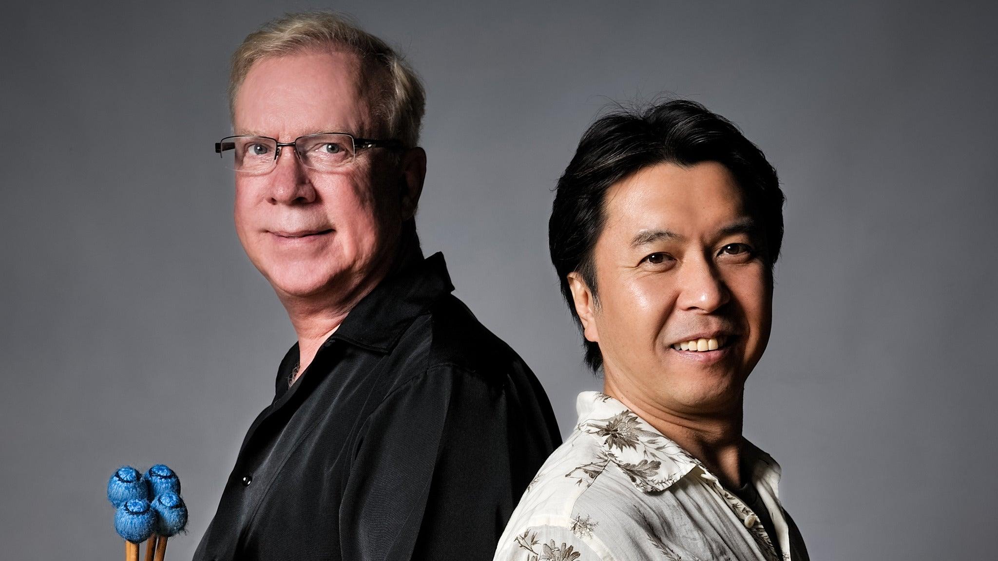 South Florida JAZZ presents: Gary Burton - Makoto Ozone Duo - Ft Lauderdale, FL 33314