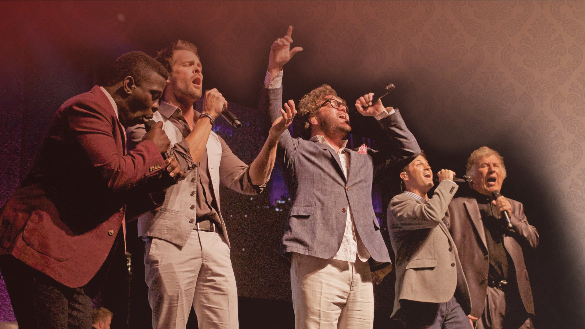 Gaither Vocal Band at Greensboro Coliseum Complex